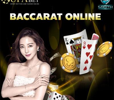 Baccarat online Ufabet คาสิโนยอดฮิตมาแรงอันดับ 1