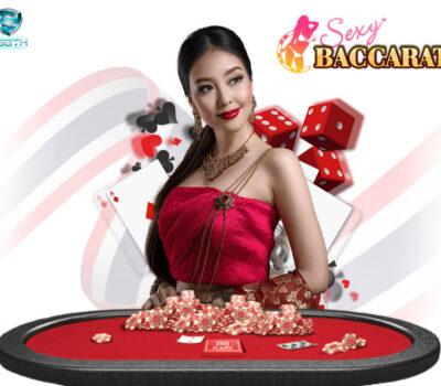 Sexy baccarat ฉันจะรวย ฉันจะรวย #บาคาร่าคาสิโนออนไลน์vvip