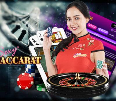 Sexy baccarat ถ้าชีวิตมันแย่ เราก็แค่มาเล่นเกมส์หาเงินใช้อยู่บ้านกันดีกว่า