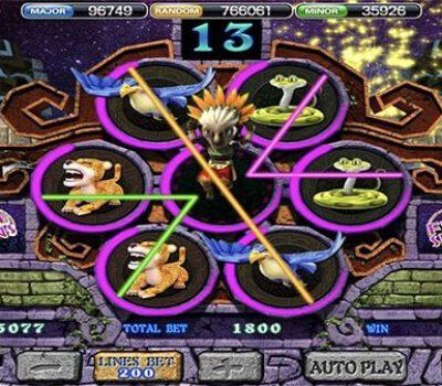 สล็อต Amazon Jungle Star Vegas