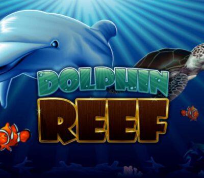 เกมสล็อตออนไลน์ DOLPHIN REEF