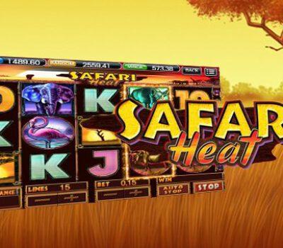 สล็อตออนไลน์ SAFARI HEAT สุดยอดเกมสล็อต เล่นง่าย ได้เงินจริง