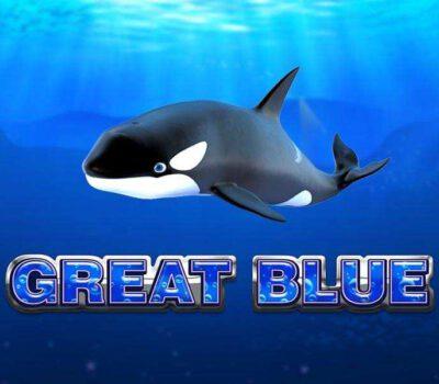 เกมสล็อตออนไลน์ GREAT BLUE สล็อตยอดฮิต เล่นง่าย