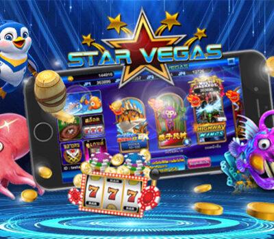 จุดเด่นของเกม ยิงปลาออนไลน์ STAR VEGAS