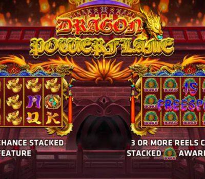 รีวิวเกม Dragon Power Flame เกมยอดฮิต Pussy888