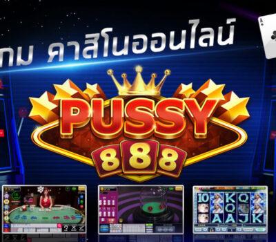 เทคนิคพิชิตเกมสล็อต ได้ง่าย ๆ ทดลองเล่น ฟรีเครดิต Pussy888