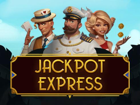 เกมสล็อต Jackpot Express