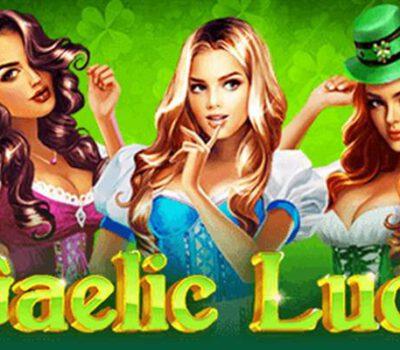 แนะนำเกมสล็อต Gaelic Luck จากค่ายPussy888