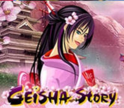 เกมสล็อต Geisha Story ธีมเกอิชา Pussy888