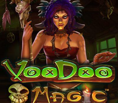 Voodoo Magic สล็อตหมอผี